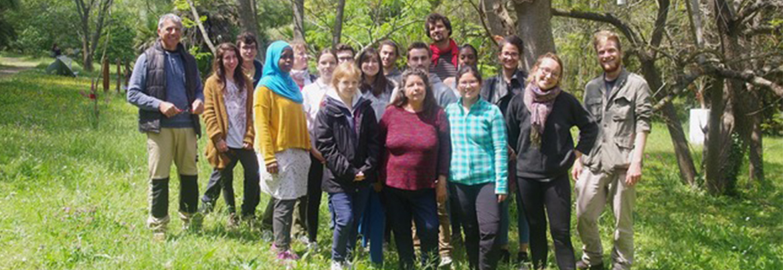 étudiants  informés sur le xylosandrus