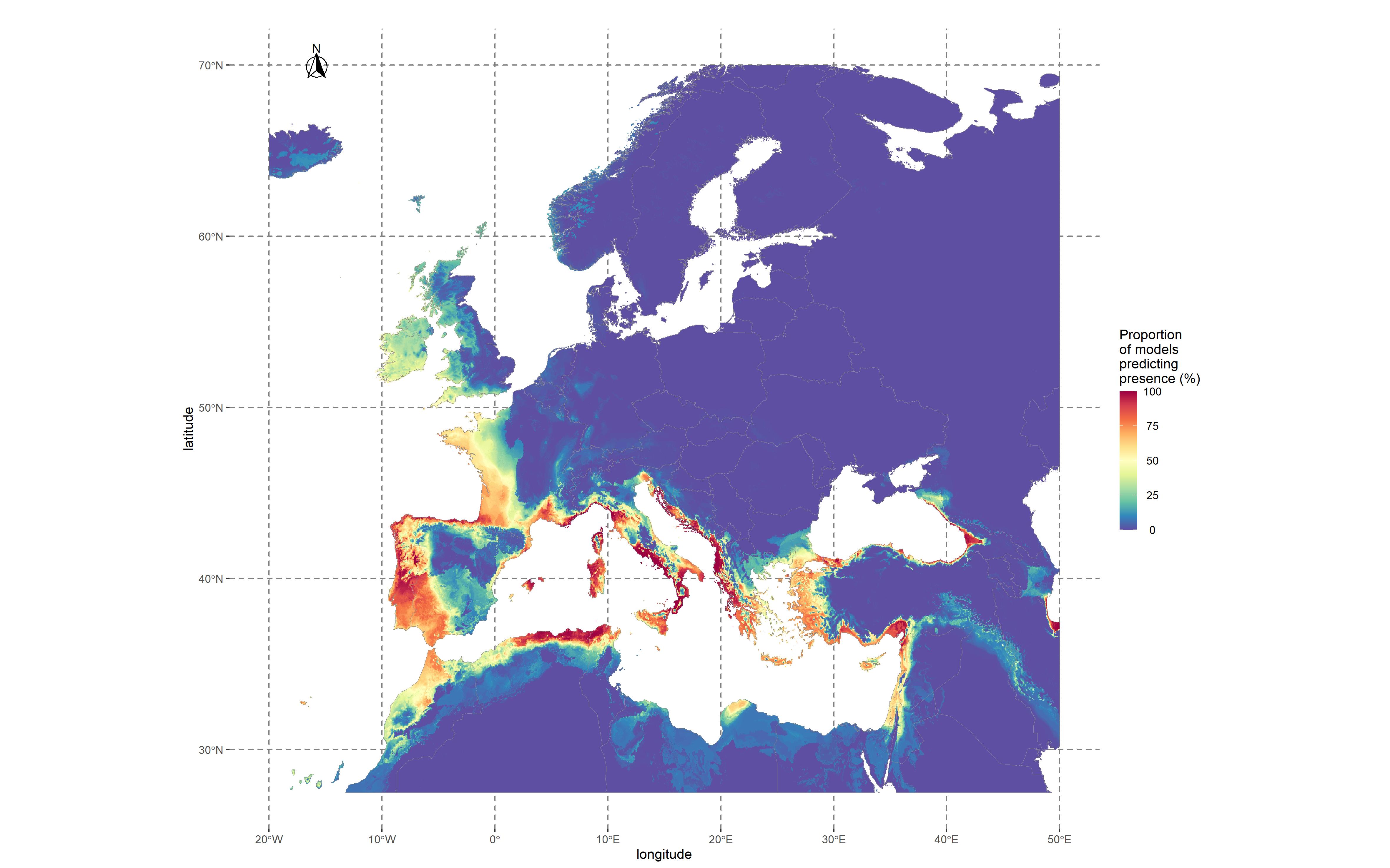 Un nouvel article scientifique sur la distribution géographique potentielle de Xylosandrus crassiusculus et X. compactus est publié par l'équipe de l'URZF